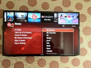 wall mounted tv bradford